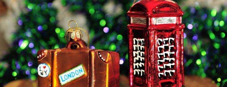Ну ооочень британское Рождество