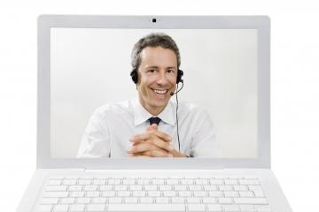 Изучение иностранных языков с носителем по Интернету