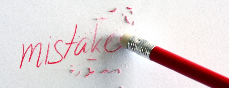 Mistakes are our best teacher: my list of top 8 mistakes English learners make