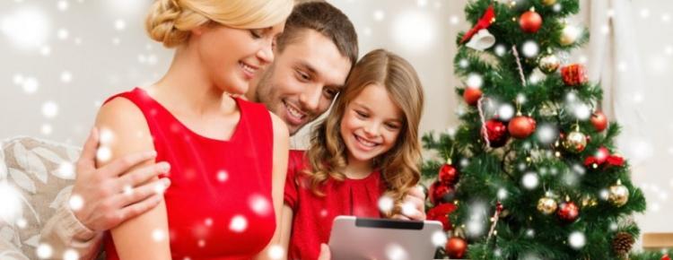 Новогодняя Акция от Skype-Language.com